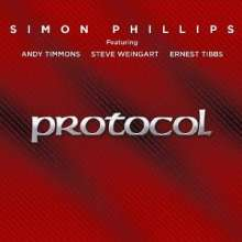 Simon Phillips (Drums): Protocol III (SHM-CD), CD