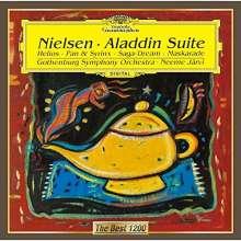 Carl Nielsen (1865-1931): Orchesterstücke, CD