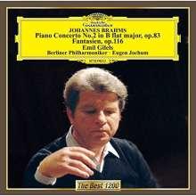 Johannes Brahms (1833-1897): Klavierkonzert Nr.2, CD