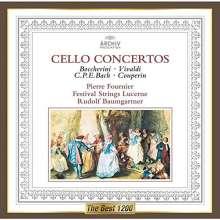 Pierre Fournier spielt Cellokonzerte, CD