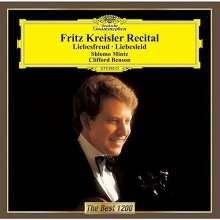 Fritz Kreisler (1875-1962): Fritz Kreisler Recital, CD