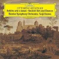 Ottorino Respighi (1879-1936): Antique Danze ed Arie per Liuto (SHM-SACD), Super Audio CD Non-Hybrid