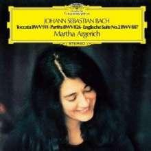 Johann Sebastian Bach (1685-1750): Englische Suite BWV 807 (SHM-CD), CD