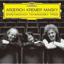 Dmitri Schostakowitsch (1906-1975): Klaviertrio Nr.2 op.67 (SHM-CD), CD