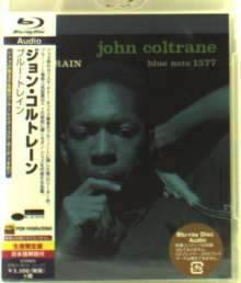 John Coltrane (1926-1967): Blue Train (Blu-ray Audio), Blu-ray Audio