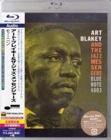 Art Blakey (1919-1990): Moanin', Blu-ray Audio