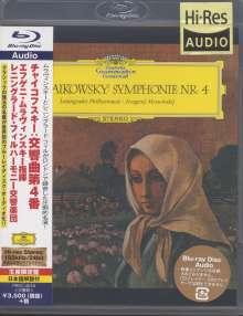 Peter Iljitsch Tschaikowsky (1840-1893): Symphonie Nr.4, Blu-ray Audio