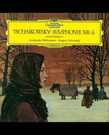 Peter Iljitsch Tschaikowsky (1840-1893): Symphonie Nr.6, Blu-ray Audio