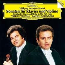 Wolfgang Amadeus Mozart (1756-1791): Sonaten für Violine & Klavier (SHM-CD), CD