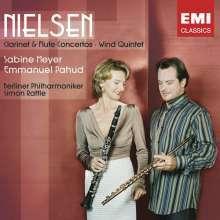 Carl Nielsen (1865-1931): Klarinettenkonzert op.57, Super Audio CD
