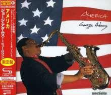 George Adams (1940-1992): America (SHM-CD), CD
