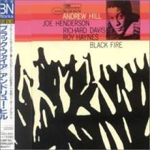 Andrew Hill (1931-2007): Black Fire, CD