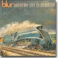Blur: Modern Life Is Rubbish, CD
