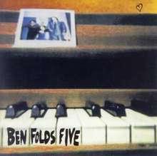 Ben Folds: Ben Folds Five (Ltd.Reissue), CD