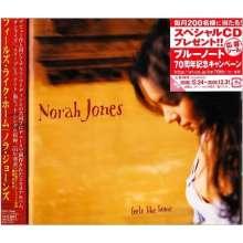Norah Jones (geb. 1979): Feels Like Home +1(Reissue), CD