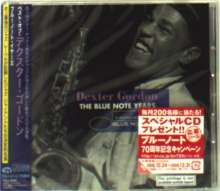 Dexter Gordon (1923-1990): The Blue Note Years, CD