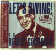 Benny Goodman (1909-1986): Let's Swing -The Best Of Benny, CD