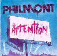 Philmont: Attention +1, CD