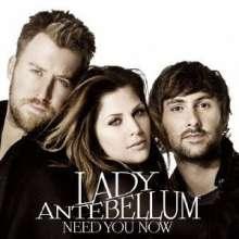 Lady Antebellum: Need You Now +Bonus, CD