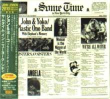 John Lennon (1940-1980): Sometime In New York City (Limited Digisleeve), 2 CDs