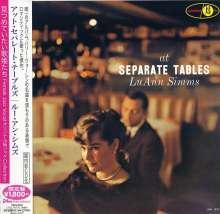 Lu Ann Simms (1933-2003): At Separate Tables, CD