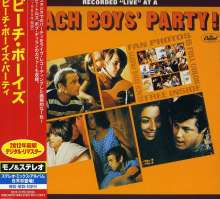 The Beach Boys: Party (HDCD) (Mono/Stereo), CD