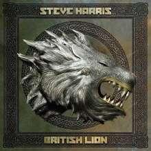 Steve Harris (Iron Maiden) (geb. 1956): British Lion, CD