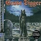Grave Digger: Grave Digger, CD