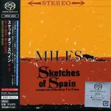 Miles Davis (1926-1991): Sketches Of Spain, Super Audio CD