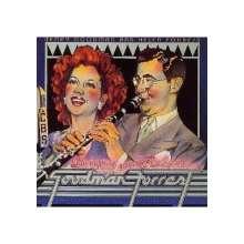 Helen Forrest (1917-1999): Benny Goodman & Helen F, CD