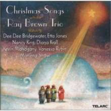 Ray Brown (1926-2002): Christmas Songs With Ray Brown Trio, CD