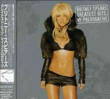 Britney Spears: Greatest Hits: My Prero, CD