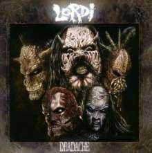 Lordi: Deadache +1(Regular Ed.), CD