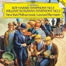 Roy Harris (1898-1979): Symphonie Nr.3 (SHM-CD), CD