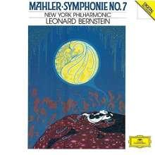 Gustav Mahler (1860-1911): Symphonie Nr.7, 2 CDs