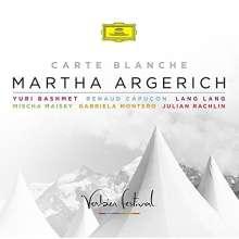 Martha Argerich - Carte Blanche (Verbier Festival 27.7.2007) (SHM-CD), 2 CDs