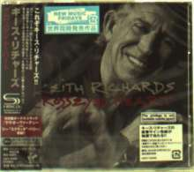 Keith Richards: Crosseyed Heart (SHM-CD), CD