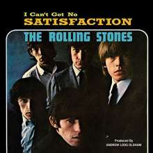 The Rolling Stones: (I Can't Get No) Satisfaction (SHM-CD) (Reissue) (Limited Mini Replica Sleeve), Maxi-CD
