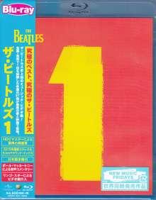 The Beatles: 1, Blu-ray Disc