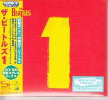 The Beatles: 1 (SHM-CD) (Digisleeve), CD