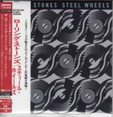 The Rolling Stones: Steel Wheels (Platinum SHM-CD) (Papersleeve), CD
