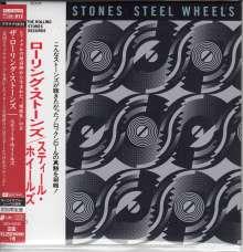 The Rolling Stones: Steel Wheels (Platinum SHM-CD) (Papersleeve), CD