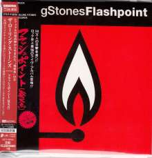 The Rolling Stones: Flashpoint (Platinum SHM-CD) (Papersleeve), CD