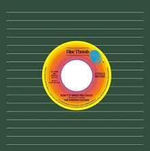"Universal Music X Captain Vinyl: Don't It Drive You Crazy/ E-Carnival (Limited Edition), Single 7"""