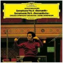 Anton Bruckner (1824-1896): Symphonie Nr.4 (SHM-CD), CD