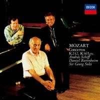 Wolfgang Amadeus Mozart (1756-1791): Konzert für 3 Klaviere & Orchester KV 242, CD