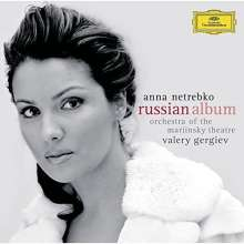 Anna Netrebko - Russian Album (SHM-CD), CD