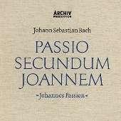 Johann Sebastian Bach (1685-1750): Johannes-Passion BWV 245 (SHM-SACD), 2 SACD Non-Hybrids