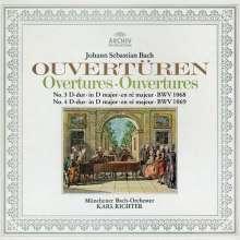 Johann Sebastian Bach (1685-1750): Orchestersuiten Nr.3 & 4 (SHM-SACD), Super Audio CD Non-Hybrid