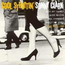 Sonny Clark (1931-1963): Cool Struttin' (Platinum SHM-CD) (Papersleeve), CD